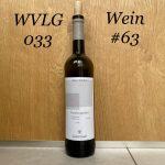 Wein #63: Winzervereinigung Saale-Unstrut, Grauburgunder