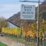 Baierweinmuseum außen Schild