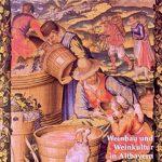 """Buchcover """"Der Baierwein"""""""