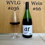 Wein #66: Hensel, Dornfelder