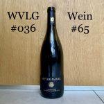 """Wein #65: Meyer-Näkel, Spätburgunder """"Grauwacke"""""""
