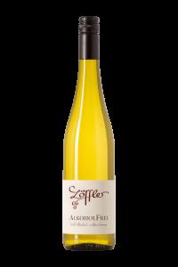 Weingut Löffler alkoholfreier Weißwein Rivaner